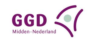 GGD midden nederland logo